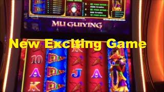 Mu Guiying Exciting Slot Machine Plus a Bonus