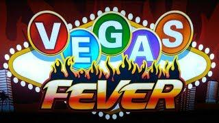 SO MANY BONUSES & CHASING PROGRESSIVES on VEGAS FEVER SLOT POKIE BONUSES - PECHANGA