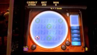 Jaws slot machine bonus video win at Parx Casino