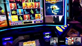 Luck Be a SLOT Tonight! Charles LIVE from LAS VEGAS! Slot Machine Live