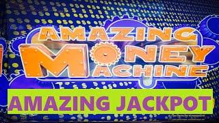 ⋆ Slots ⋆MY FIRST AMAZING JACKPOT IN 2021⋆ Slots ⋆HANDPAY !! AMAZING MONEY MACHINE Slot⋆ Slots ⋆CASH