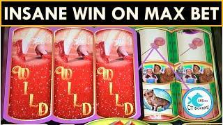 WILD NIGHT WITH MR. CT, GLINDA & MR. MONOPOLY! ⋆ Slots ⋆ RUBY SLIPPERS SLOT MACHINE, NEW MONOPOLY! B