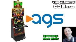 G2E 2018 - Visiting AGS