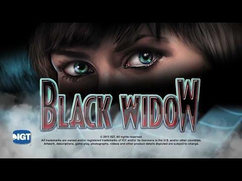 Black Widow max bet $4 bonud 7 spins ** SLOT LOVER **
