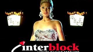 Mini Hologram Casino Games from Interblock