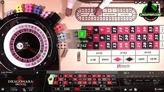 Live Casino Roulette Direct from Dragonara Casino in Malta Real Money Play at Mr Green Online Casino
