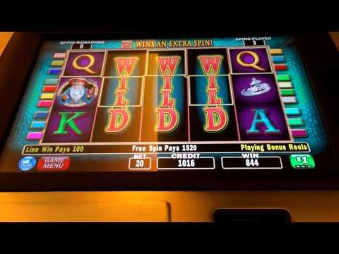 Diamond Queen $20 bet JACKPOT HANDPAY High limit slots bonus win
