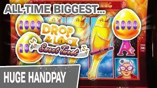 ⋆ Slots ⋆ ALL-TIME BIGGEST JACKPOT Playing Drop & Lock: Sweet Tweet ⋆ Slots ⋆ $50 SPINS Bring Me BIG SLOT WINS