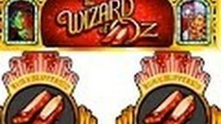 LIVE PLAY/with SDGUY & BRENT-Ruby Slippers 2 Slot Machine-Aria