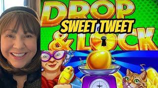 LOCK & DROP-SWEET TWEET BONUSES