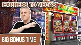 ⋆ Slots ⋆ Taking the CASH EXPRESS LUXURY LINE to FABULOUS LAS VEGAS ⋆ Slots ⋆ Mini Boom, Anyone?