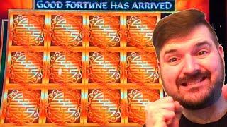 Good Fortune Has Arrived At Grand Casino Hinkley!