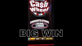 •BIG WIN• Triple Cash Wheel Quick Hits Slot Machine Bonus Win !!!!  Max Bet