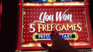 Dragon Rising •LIVE PLAY w:Bonus• Slot Machine at Morongo, SoCal