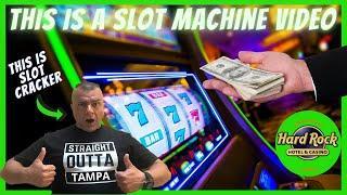 ⋆ Slots ⋆High Limit & BIG WINNING From Hardrock Tampa⋆ Slots ⋆