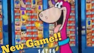 • LIVE NEW FLINSTONES GAME - SG Demo Games
