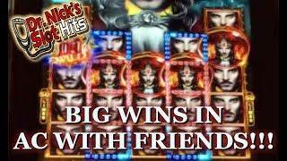 **ATLANTIC CITY ADVENTURES WITH FRIENDS PART 3!!** Slot Machine Buffet