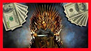 King or Governor? Walking Dead and Game Of Thrones Slot Machine Bonuses With SDGuy1234