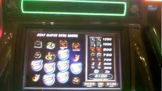 IGT Big Buck Hunter Match Bonus slot machine win.