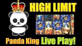 ► PANDA KING Slot Machine Bonus & Live Play Dollar Slot! ~ Ainsworth (DProxima Slot Machine)
