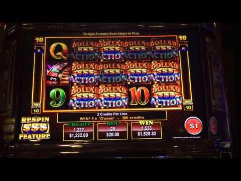 Ainsworth respin HANDPAY JACKPOT HUGE WIN high limit slots