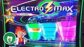 •️ NEW - Electro Max slot machine, bonus with features