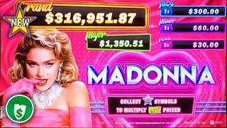 •️ New -  Madonna slot machine, bonus