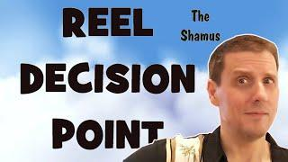 What is REEL DECISION POINT ?