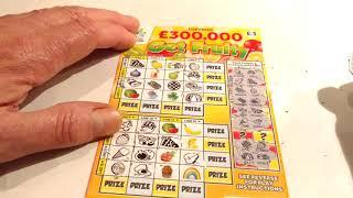 Unbelievable ..FaNtAsTiC...Scratchcard Game..WOW!..What can I say..NOT TO BE MISSDED..Wow! • George