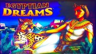 Egyptian Dreams slot machine, Double, Bonus or Bust