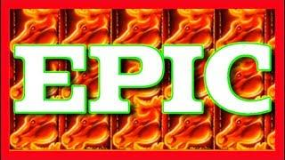 EPIC HIGH LIMIT SLOT SESSION! How I Turned $100 Into $2,000 Using This Slot Betting Strategy!