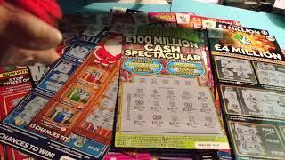 Scratchcard......Bonus game.....Monopoly... Cash Word.....video
