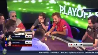 Global Poker Masters Seat Open   Trickett Vs Schemion