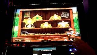 Chicken Hatch the Cash Penny Slot Bonus Win