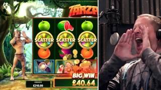 The Making of Tarzan• Slot Game [Golden Riviera Casino]