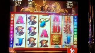 Roman Tribune Slot Bonus - Konami