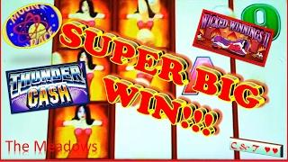 SUPER BIG WIN! I WANT the BIG ONE • Slot Machine Bonus ~ Aristrocrat/Ainsworth•