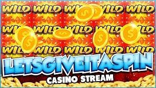 LIVE CASINO GAMES - €2500 start, let's win those big bananas!