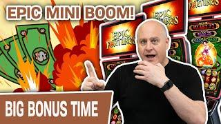 ⋆ Slots ⋆ EPIC Mini Boom Playing EPIC Fortunes ⋆ Slots ⋆ THIS Is Why I LOVE THIS SLOT MACHINE