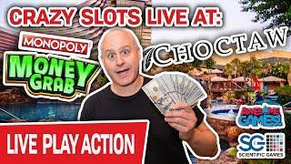⋆ Slots ⋆ Live. Monopoly. MONEY GRAB! ⋆ Slots ⋆ High-Limit Slots with The Big Jackpot!