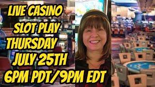 Big win bonus-Live casino slot play in Reno 7/25 at Atlantis