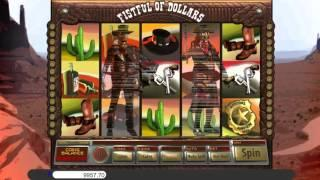 Fistfull of dollars• free slots machine by Saucify preview at Slotozilla.com