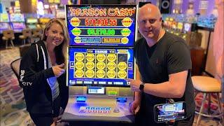 ⋆ Slots ⋆ Back In Reno for High Limit Slot Play ⋆ Slots ⋆ Live at The Atlantis Casino Resort Spa