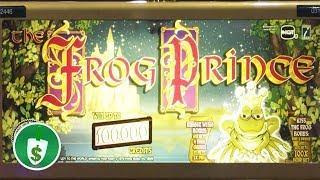 Frog Prince classic slot machine, bonus