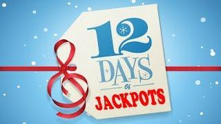 • MERRY CHRISTMAS • 12 DAYS OF CHRISTMAS • 12 DAYS OF JACKPOTS • FULL SONG •