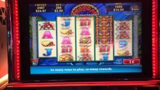 Jumpin' Jalapeños - Bonus - $2.50 Bet. Not too bad.