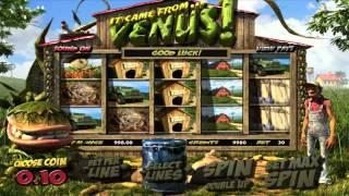It Came From Venus ™ Free Slots Machine Game Preview By Slotozilla.com