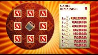 """Lucky 88 """"Bonus and Dice features"""" HUGE WIN! 88x Multipliers!"""