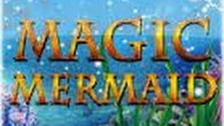 Magic Mermaid - Aristocrat Slot Machine Bonus