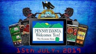 Pennsylvania Online Gambling Countdown!